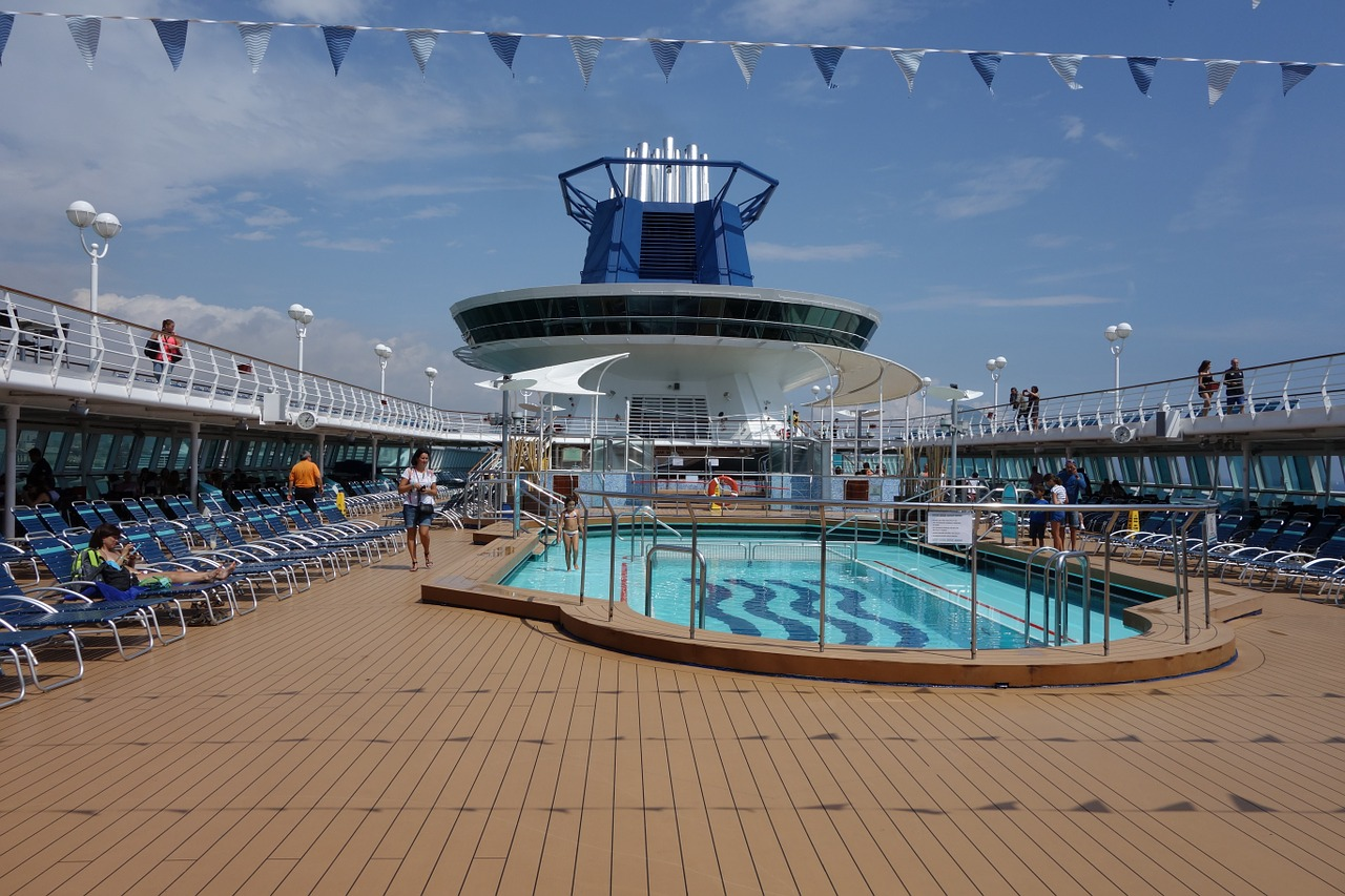 Common Cruise Ship Facilities