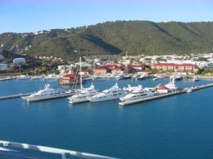 Day Long Cruises along the Shores of St. Thomas